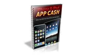 iPhone And iPad App Cash