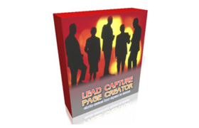 Lead Capture Page Creator