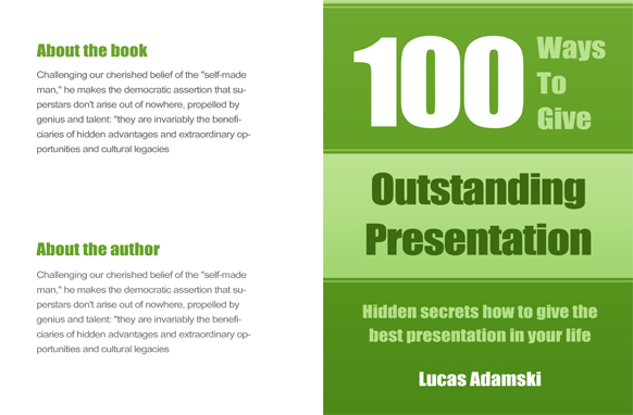 Project Book Cover Template PSD Edition 9