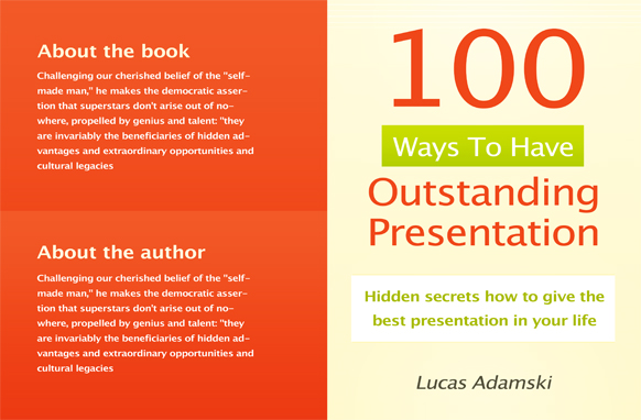 Project Book Cover Template PSD Edition 13