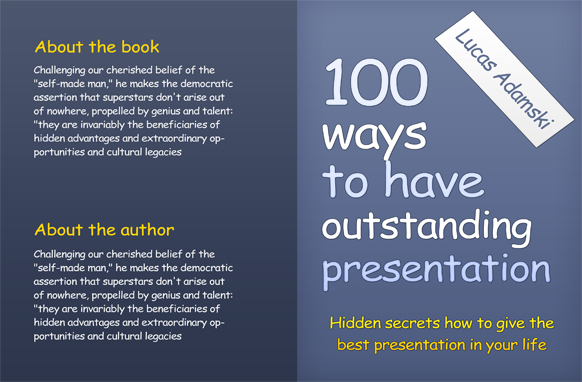 Project Book Cover Template PSD Edition 17