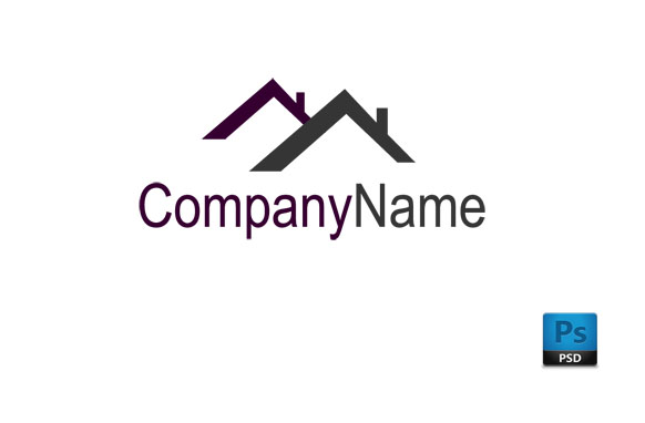 Real Estate Logo PSD Project Edition 3