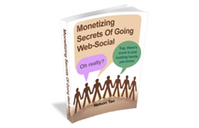 Monetizing Secrets Of Going Web Social