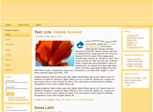Sun Shine Drupal Theme Edition 2