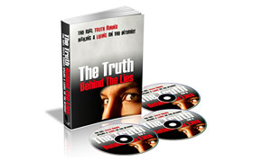The Truth Behind The Lies Audio and Guide
