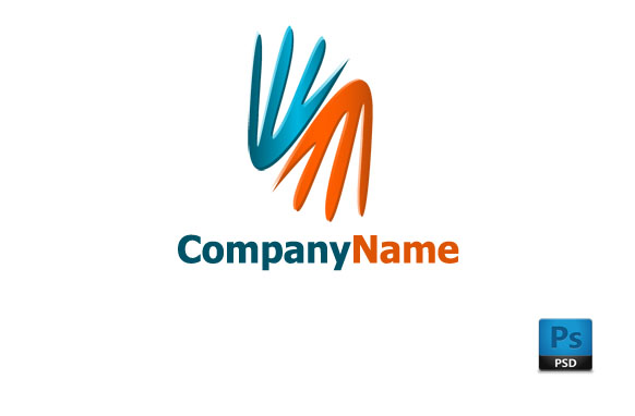 Social Media Logo PSD Project Edition 12