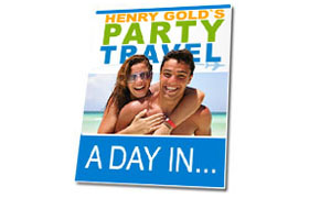 Henry Gold Party Travel A Day In