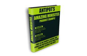 Antipots Amazing Minisites