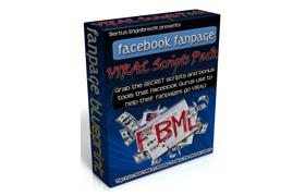 Facebook Fan Page Viral Script Pack