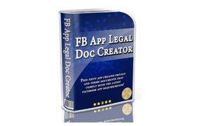 FB App Legal Doc Creator