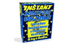 Instant Sales Page Wizard