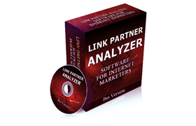 Link Partner Analyzer Software