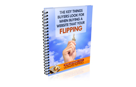 The Key Things Buyers Looking For When Buying A Website Your Flipping