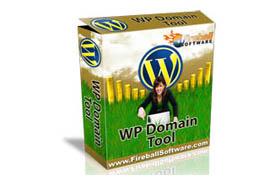 WP Domain Tool Plugin