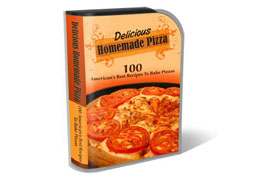 WP and HTML Template Delicious Homemade Pizza