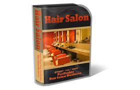 WP and HTML Template Hair Salon