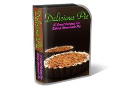 WP Theme Template Delicious Pie
