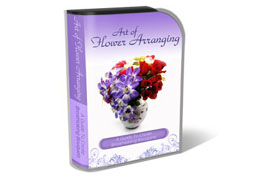 WP Theme Template Flower Arranging