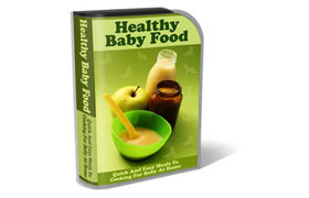 WP Theme Template Healthy Baby Food
