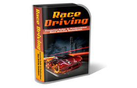 Wp Theme Template Race Driving