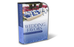 WP Theme Template Wedding Favors