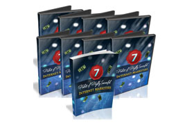 7 Habits Of Highly Successful Internet Marketers Series