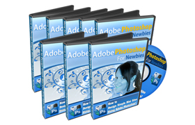 Adobe Photoshop For Newbies Video Collection