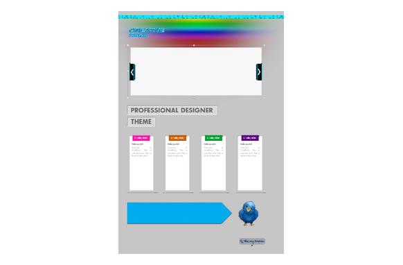 Creative Designer Wordpress Theme
