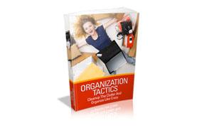 Organization Tactics