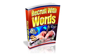 Recruit With Words