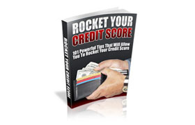Rocket Your Credit Score