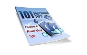 101 Facebook Tips Poster