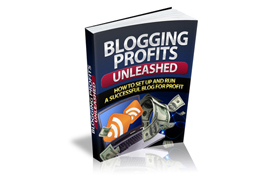 Blogging Profits Unleashed