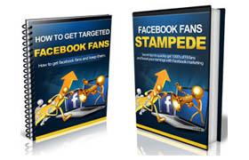 Facebook Fans Stampede Twin Pack