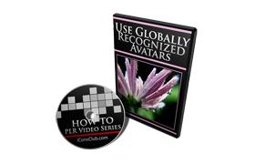 Use Globally Recognized Avatars
