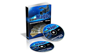 Video Magic Audio and Guide