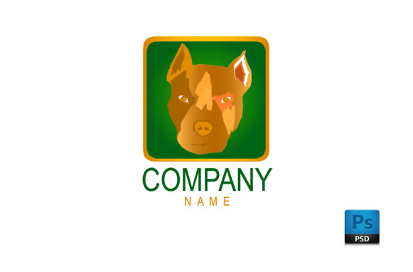 Animal Logo PSD Project Edition 6