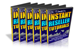 Instant Reseller Video Tutorials