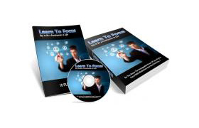 Learn To Focus Collection