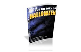 True History Of Halloween