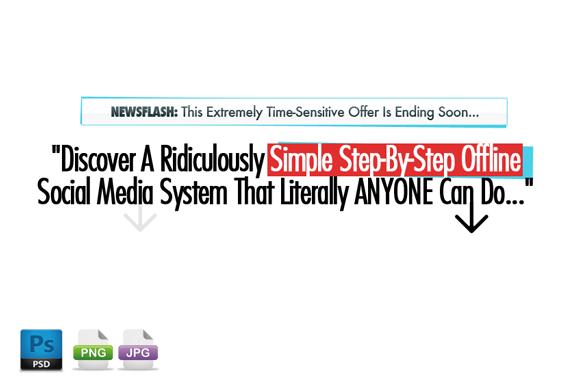 Attention Grabbing Headline Graphics Edition 3