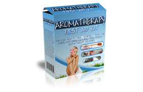 Aromatherapy First Aid