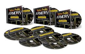 Online Profits Armory Audio Series