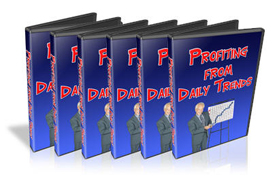 Profiting From Daily Trends Video Series