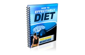 How To Effectively Diet