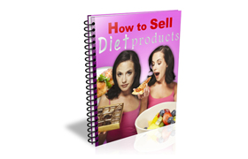 How To Sell Diet Products