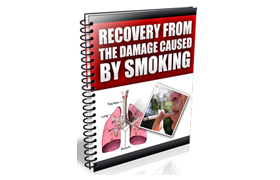 Recovery From The Damage Casued By Smoking