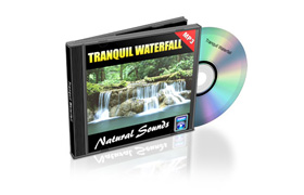 Relaxation Audio Sounds Tranquil Waterfall