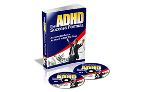 The ADHD Success Formula Audio and Guide