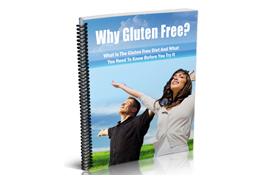 Why Gluten Free
